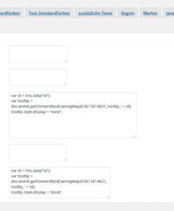 WordPress Javascript Events erstellen