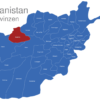 Map Afghanistan Provinzen Badghis