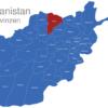 Map Afghanistan Provinzen Balkh