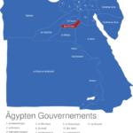 Map Agypten Gouvernements Bani_Suwaif