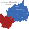 Map Ahrweiler Gemeinden Adenau_1_