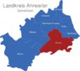 Map Ahrweiler Gemeinden Brohtal_1_
