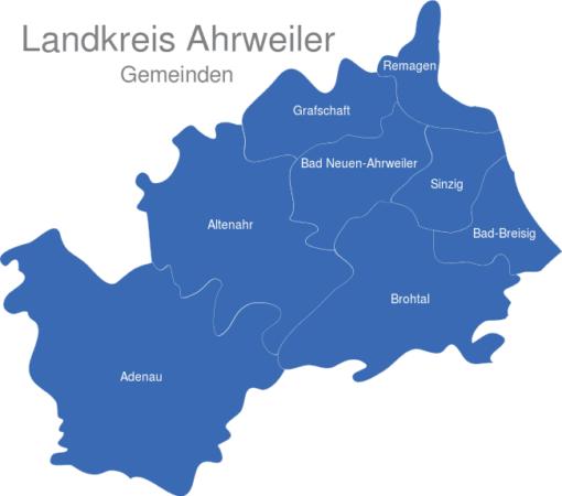 Ahrweiler Gemeinden