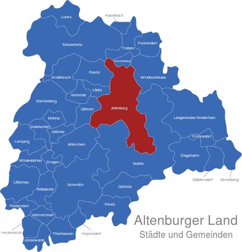 Partnersuche altenburger land