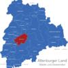 Map Altenburger Land Altkirchen