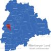 Map Altenburger Land Dobitschen