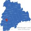 Map Altenburger Land Drogen