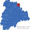 Map Altenburger Land Fockendorf