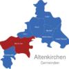 Map Altenkirchen Gemeinden Altenkirchen