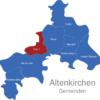 Map Altenkirchen Gemeinden Hamm