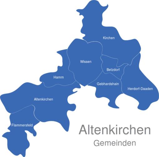 Altenkirchen Gemeinden