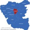 Map Altmarkkreis Salzwedel Apenburg-Winterfeld