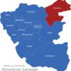 Map Altmarkkreis Salzwedel Arendsee