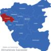 Map Altmarkkreis Salzwedel Diesdorf