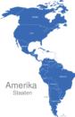 Map Amerika Länder Barbados