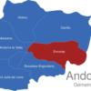 Map Andorra Gemeinden Encamp
