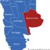 Map Argentinien Provinzen Buenos_Aires