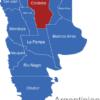 Map Argentinien Provinzen Cordoba_1_