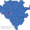 Map Arnsberg Regierungsbezirk Altena