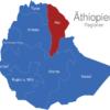 Map Athiopien Regionen Afar