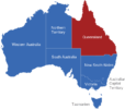 Map Australien Regionen Queensland_1_