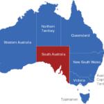 Map Australien Regionen South_Australia_1_