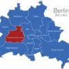 Map Berlin Bezirke Charlottenburg_Wilmersdorf