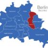 Map Berlin Bezirke Lichtenberg_1_