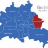 Map Berlin Bezirke Marzahn_Hellersdorf