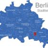 Map Berlin Stadtteile Adlershof