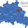 Map Berlin Stadtteile Alt-Hohenschoenhausen
