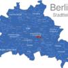 Map Berlin Stadtteile Alt-Treptow
