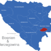 Map Bosnien Herzegowina Kantone Bosnisches_Podrinje