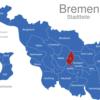 Map Bremen Stadtteile Findorff_1_