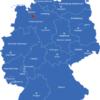 Map Bundesländer Hauptstädte Deutschlandkarte Bremen
