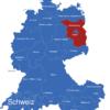 Map D A Ch Karte Mit Bundesländern Brandenburg_1_