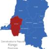 Map D R  Kongo Provinzen Bandundu