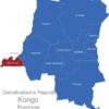 Map D R  Kongo Provinzen Bas-Congo