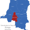 Map D R  Kongo Provinzen Kasai-Occidental