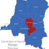 Map D R  Kongo Provinzen Kasai-Oriental