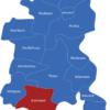 Map Dessau Rosslau Kochstedt