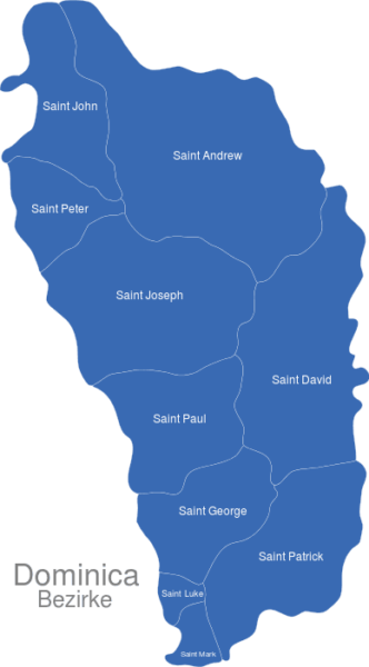 Dominika Bezirke