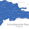 Map Dominikanische Republik Provinzen Dajabon_1_