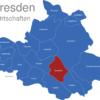 Map Dresden Ortschaften Blasewitz