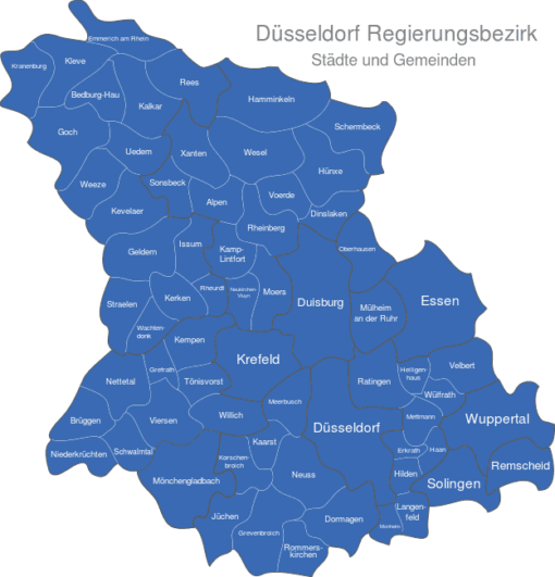 Düsseldorf Regierungsbezirk