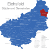 Map Eichsfeld Am_Ohmberg