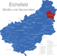 Map Eichsfeld Am_Ohmberg
