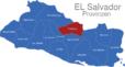 Map El Salvador Provinzen Cabanas_1_