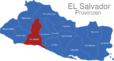Map El Salvador Provinzen La_Libertad
