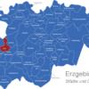 Map Erzgebirgskreis Aue
